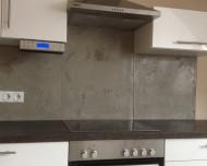 Betonimitation Küche
